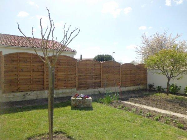remplacement de panneaux de claustra à Tonnay-Charente