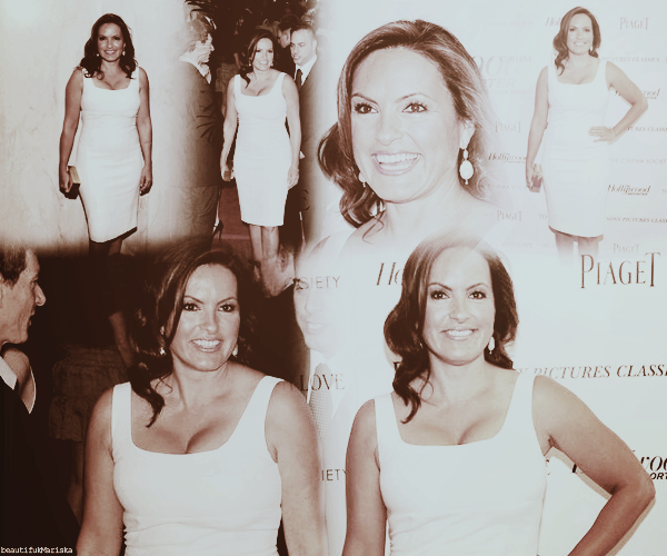 Mariska à la présentation du film to rome with Love