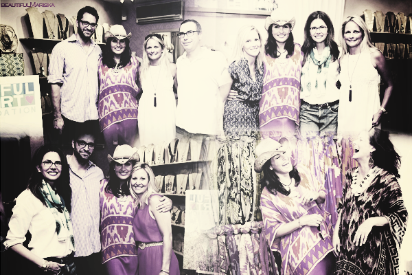 Événement commercial Théodora & Callum Bénéficiant Joyful Heart Foundation