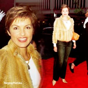 News de Mariska en 2001