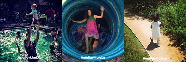 Photos instagram de Mariska