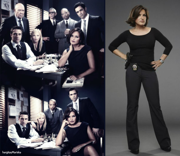Photos de la famille Hermann - Hargitay datant de 2011 + photos de tournage + photos promotionnelles saison 15