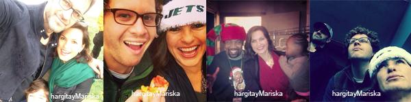 Mariska avec sa famille au Yo Gabba Gabba! Live / Photos Des photos de réseaux sociaux Mariska au today show / Vidéo et Vidéo