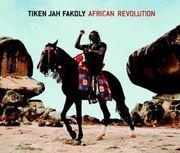 """""""African Revolution"""" est un album aux sonorités typiquement africaines."""