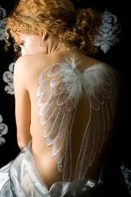 Un ange,,,