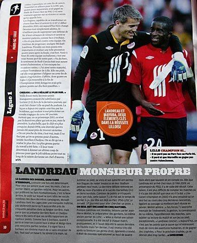 <3 Landreau Monsieur Propre <3