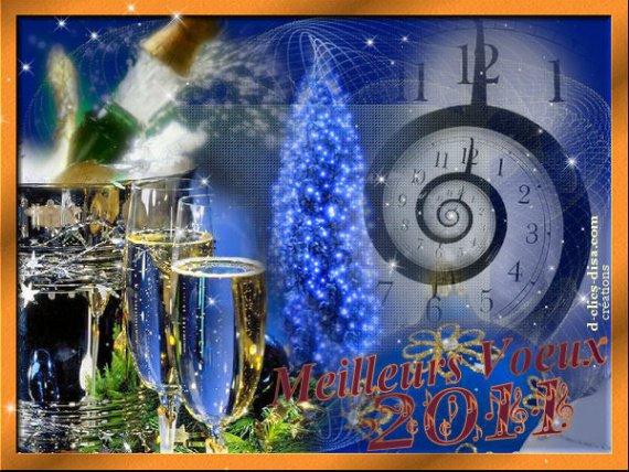 (l) (l) bonne année 2011 (l) (l)