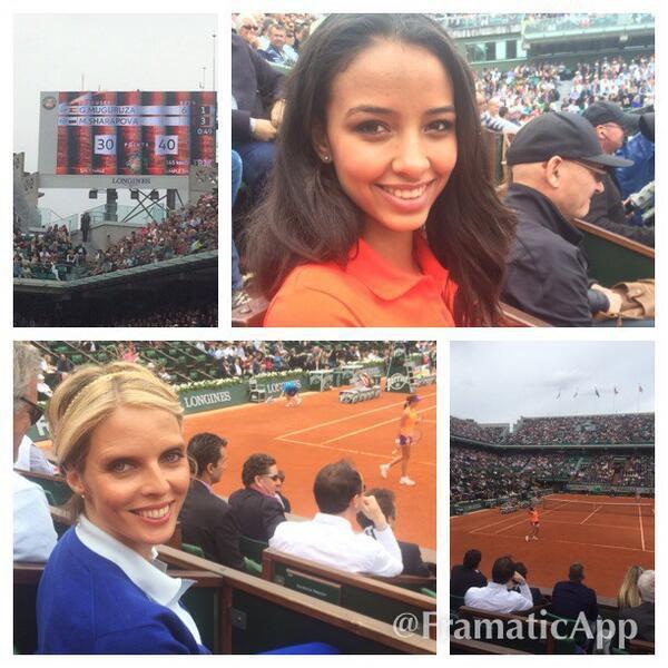 Flora Roland Garros