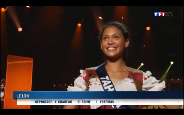 Répétition élection Miss France 2015