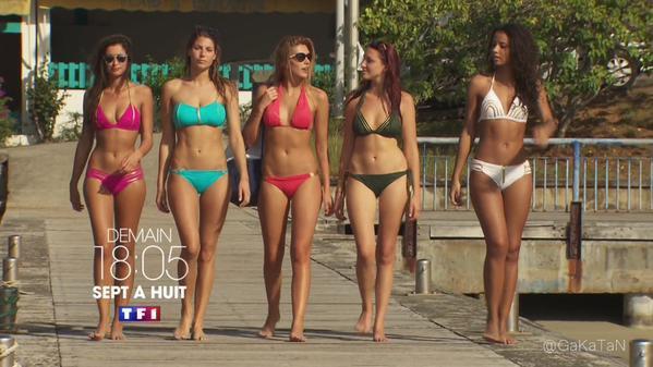 Camille - Voyage d'intégration avec 5 anciennes Miss