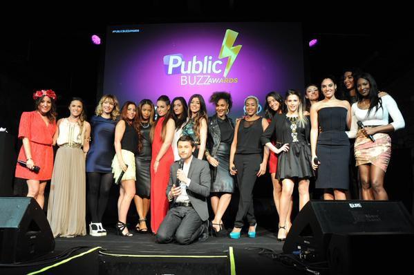 Flora / Chloé / Rachel / Malika - Public Buzz Awards