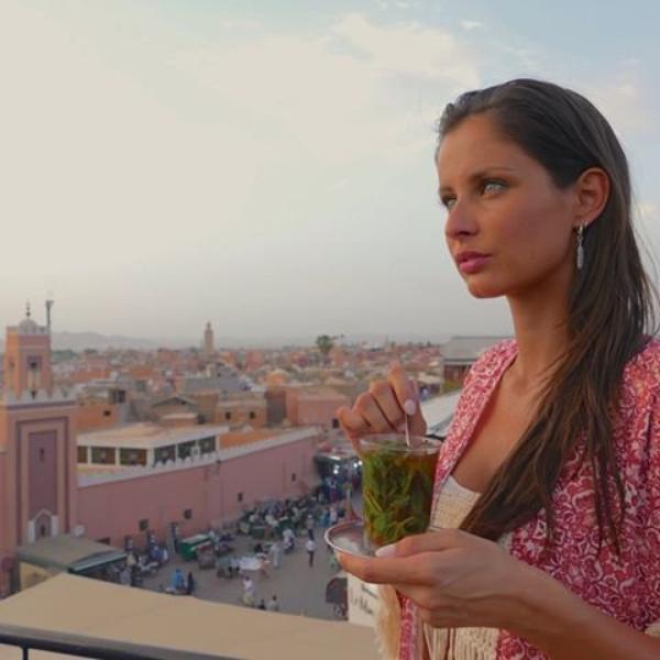 Malika- Séjour à Marrakech