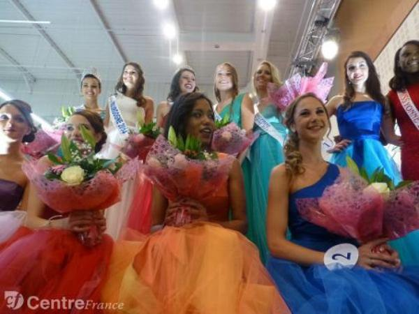 Marine - Election Miss Yonne 2015