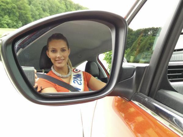Camille - Peugeot 208 Autriche