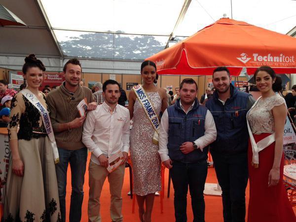 Flora - Election Miss Deux Sèvres 2015