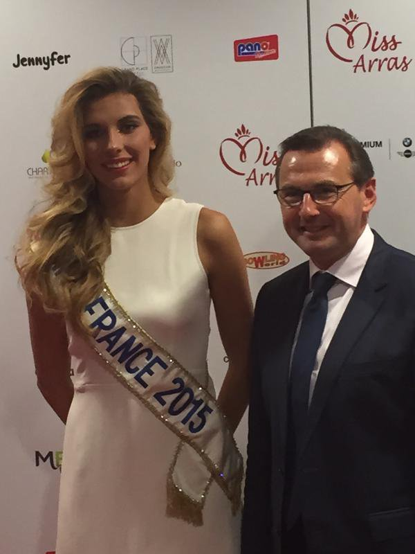 Camille - Election Miss Arras 2015