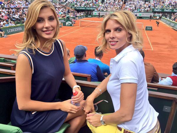 Camille - Roland Garros