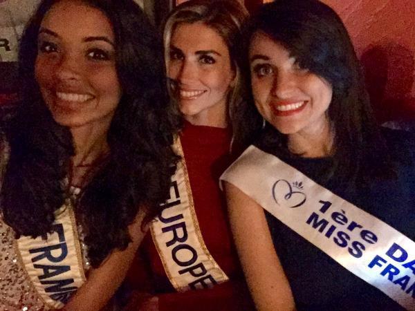 Flora / Alexandra - Miss Littoral 2015