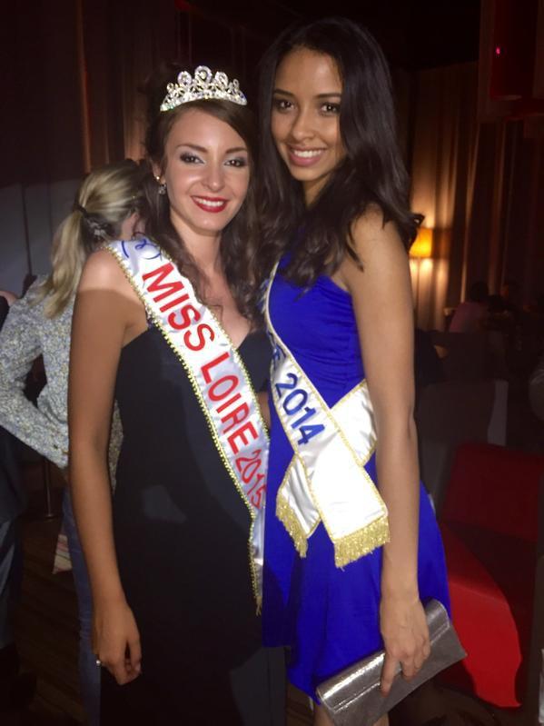 Flora - Election Miss Loire 2015
