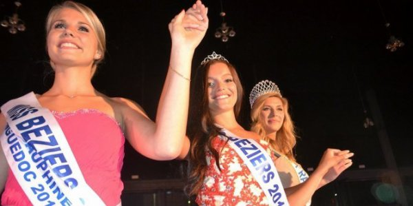 Camille - Election Miss Béziers 2015