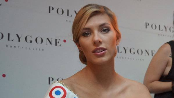 Camille - Election Miss Montpellier 2015