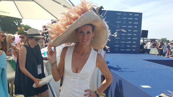 Camille / Sylvie / Flora / Sophie - Prix de Diane 2015