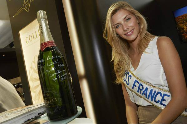 Camille - Vinexpo Champagne Collet