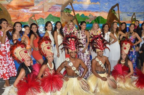 Camille - Tahiti