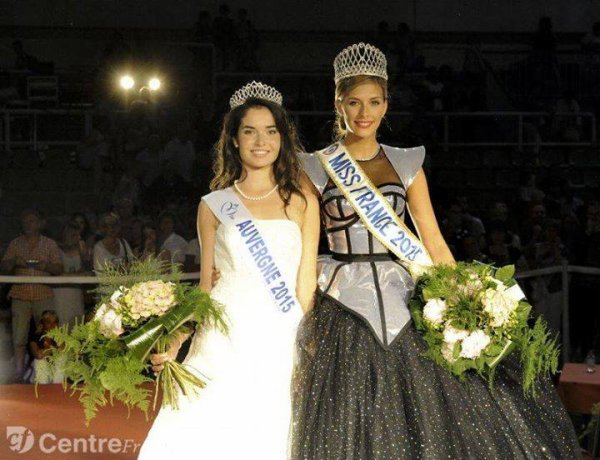 Camille - Election Miss Auvergne 2015