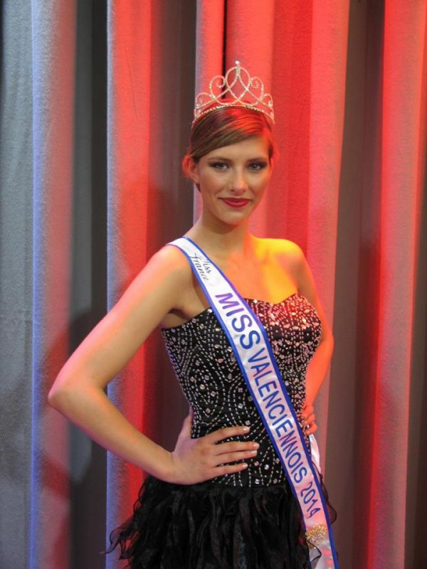 Camille - Election Miss Valenciennois 2015