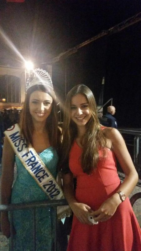 Marine / Delphine - Election Miss Beaucaire 2015