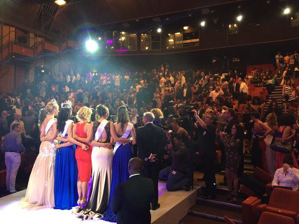 Camille - Election Miss Réunion 2015