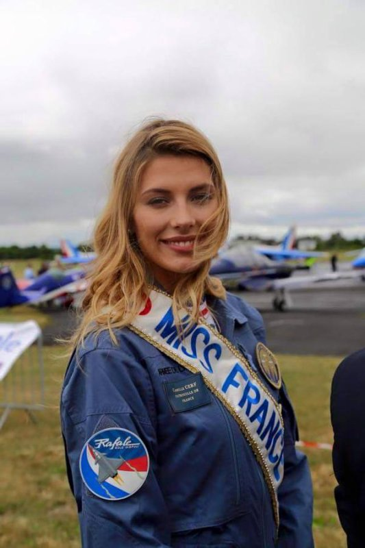 Camille - Fête nationale meeting aérien Prouvy