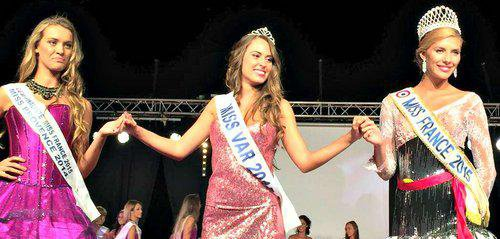 Camille - Election Miss Var 2015