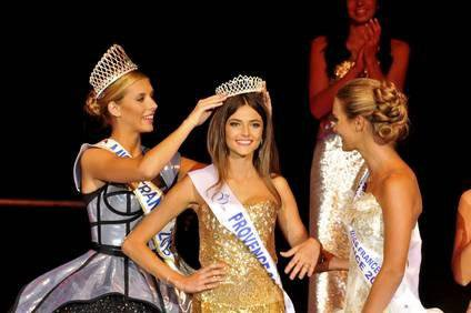Camille - Election Miss Provence 2015