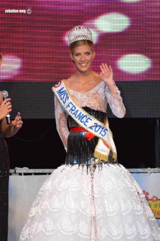 Camille - Election Miss Languedoc 2015