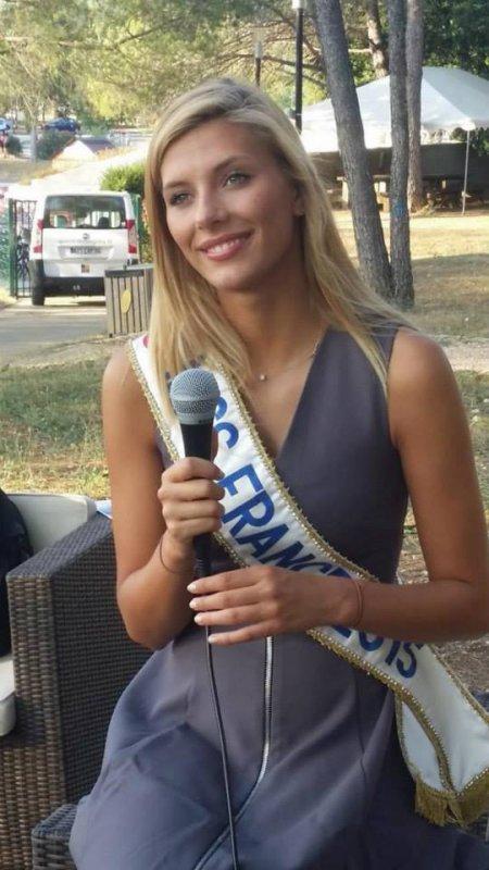 Camille - Election Miss Côte D'Azur 2015