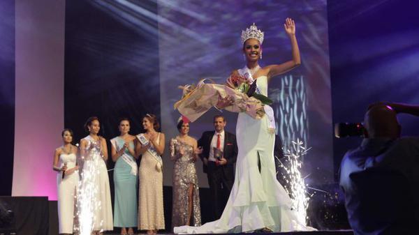 Marine - Election Miss Nouvelle Calédonie