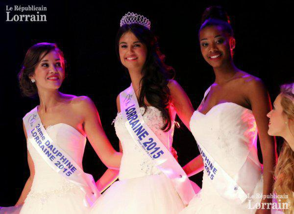 Camille - Election Miss Lorraine 2015