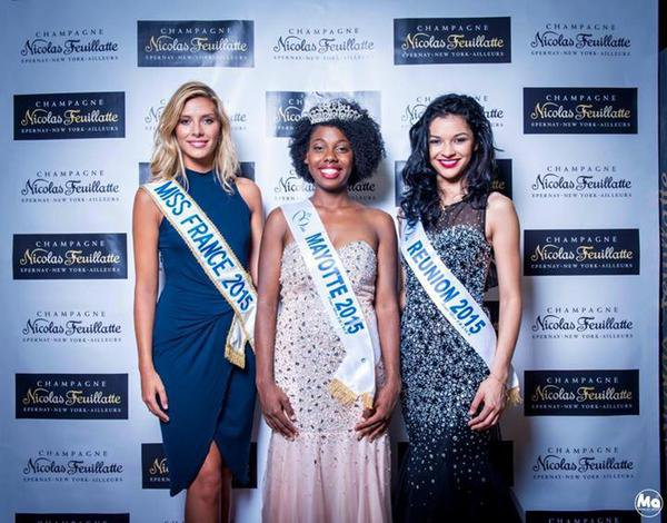 Camille - Election Miss Mayotte 2015