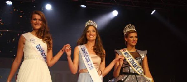 Camille - Election Miss Bourgogne 2015