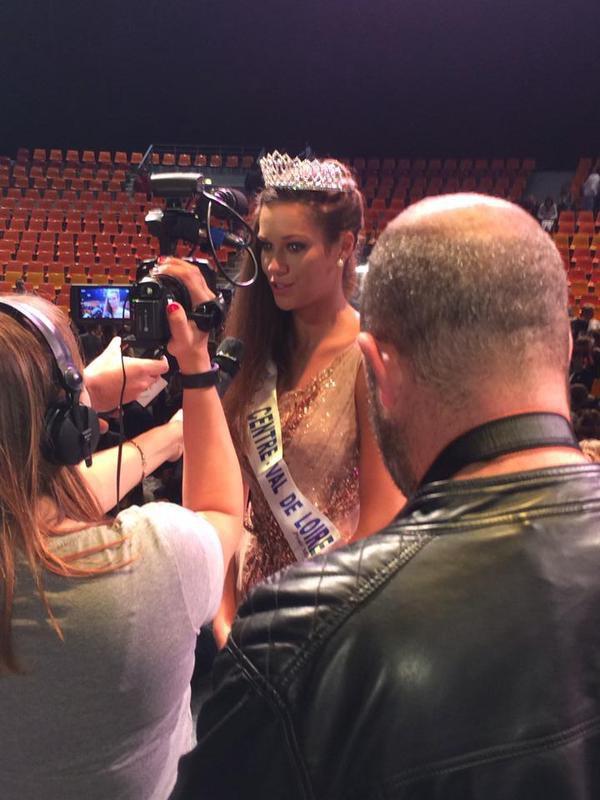 Camille - Election Miss Val de Loire 2015