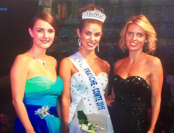 Camille - Election Miss Franche Comté 2015