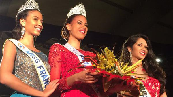 Flora - Election Miss Guyane 2015