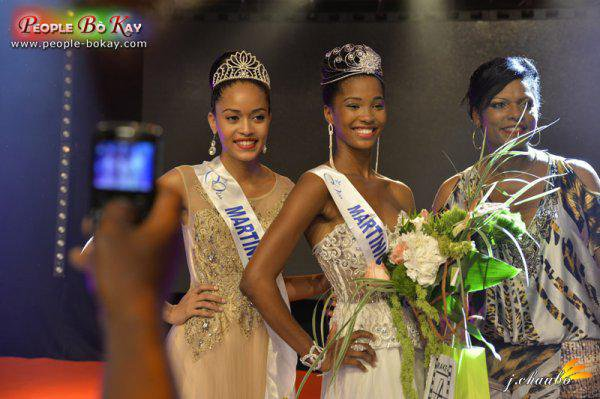 Camille - Election Miss Martinique 2015