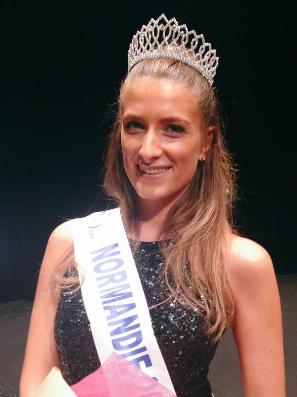 Camille - Election Miss Normandie 2015