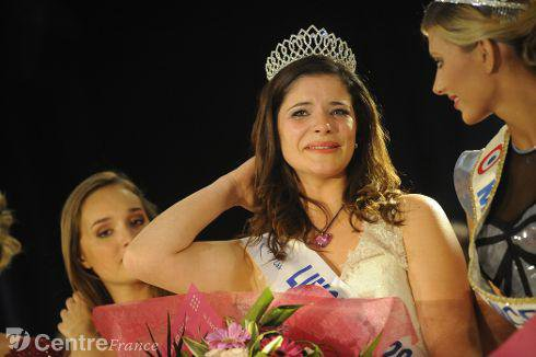Camille - Election Miss Limousin 2015