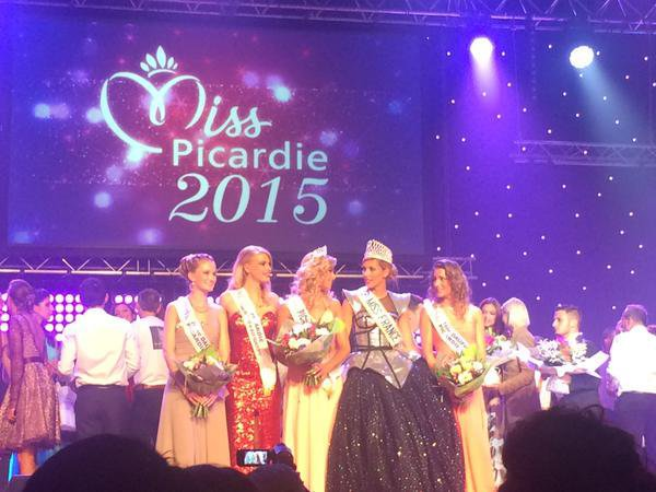 Camille - Election Miss Picardie 2015