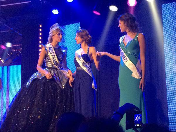 Camille - Election Miss Champagne Ardenne 2015