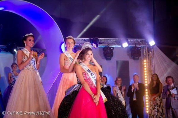 Camille - Election Miss Nord Pas de Calais 2015